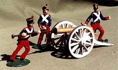 Toy Soldiers Of North America