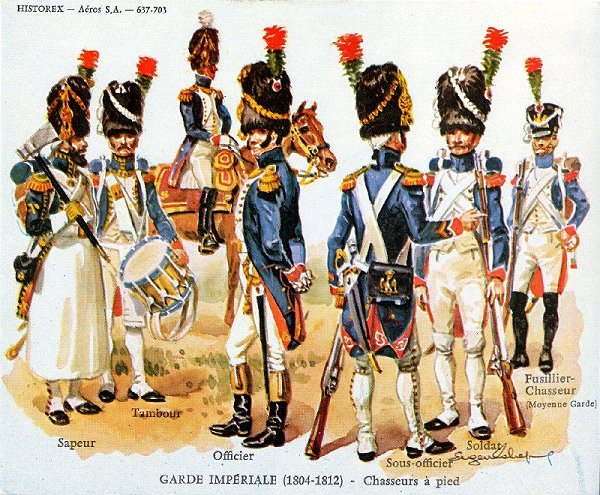 Napoleonic Uniforms http://members.upnaway.com/~obees/soldiers/nap_uniforms/dframe.html