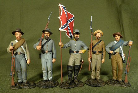 War toys Civil soldier